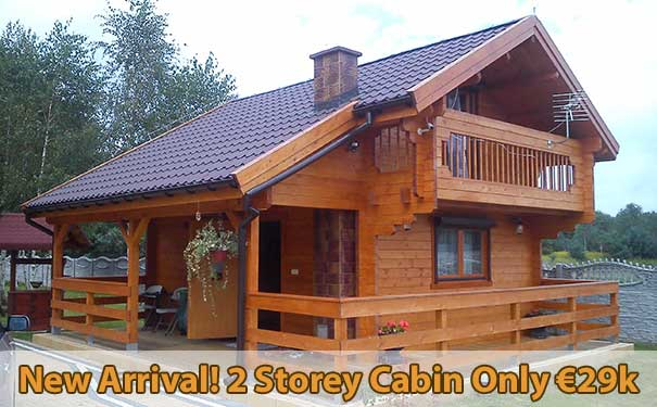 Timber Cabins and Log Cabins in Ireland. Phone 0852207927 and TimberCabins.ie