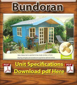Bundoran Timber Houses and Log Cabins Brochure in Dublin and Ireland