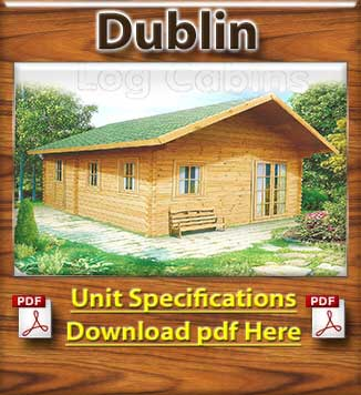 Dublin Timber Houses and Log Cabins Brochure in Dublin and Ireland