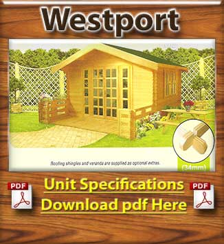 Westport Timber Houses Brochure in Dublin and Ireland